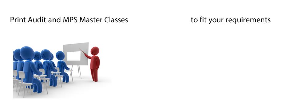 Print Audit Master Class